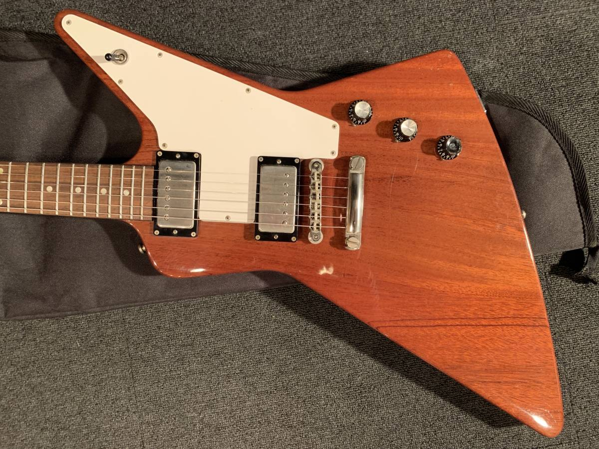 Epiphone EX-80 NAT No.035419 MADE IN JAPAN_画像2
