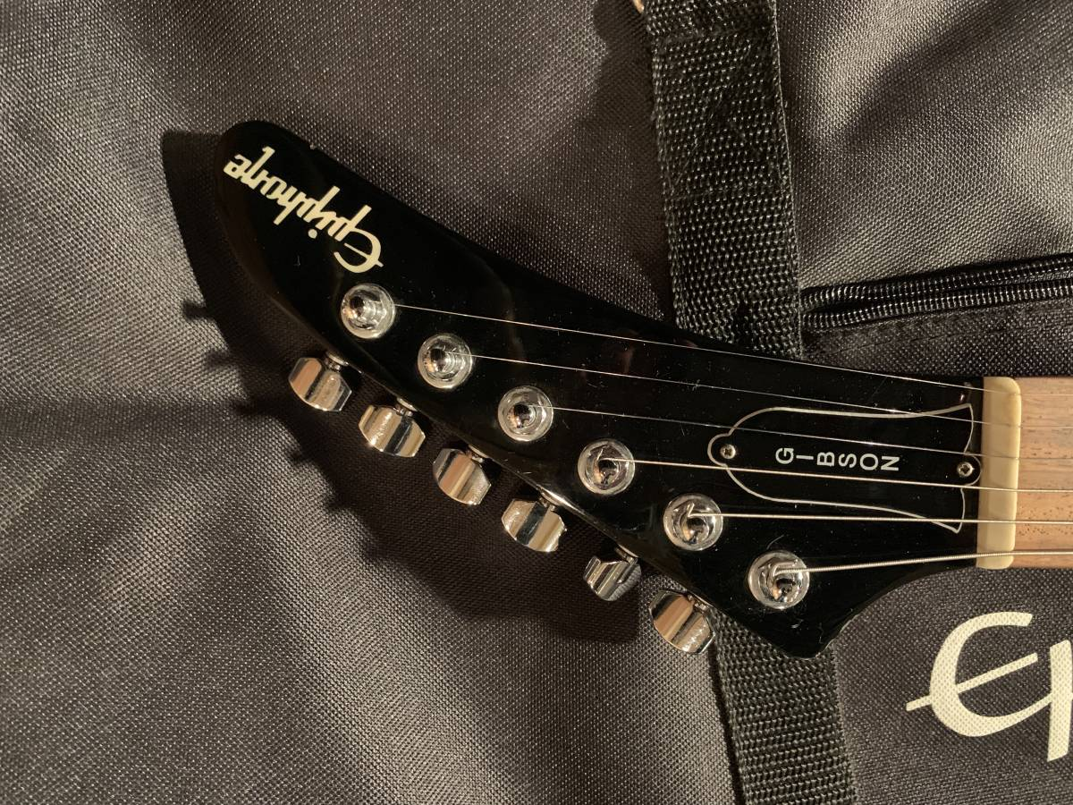 Epiphone EX-80 NAT No.035419 MADE IN JAPAN_画像3