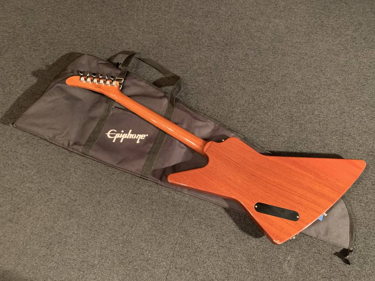 Epiphone EX-80 NAT No.035419 MADE IN JAPAN_画像5
