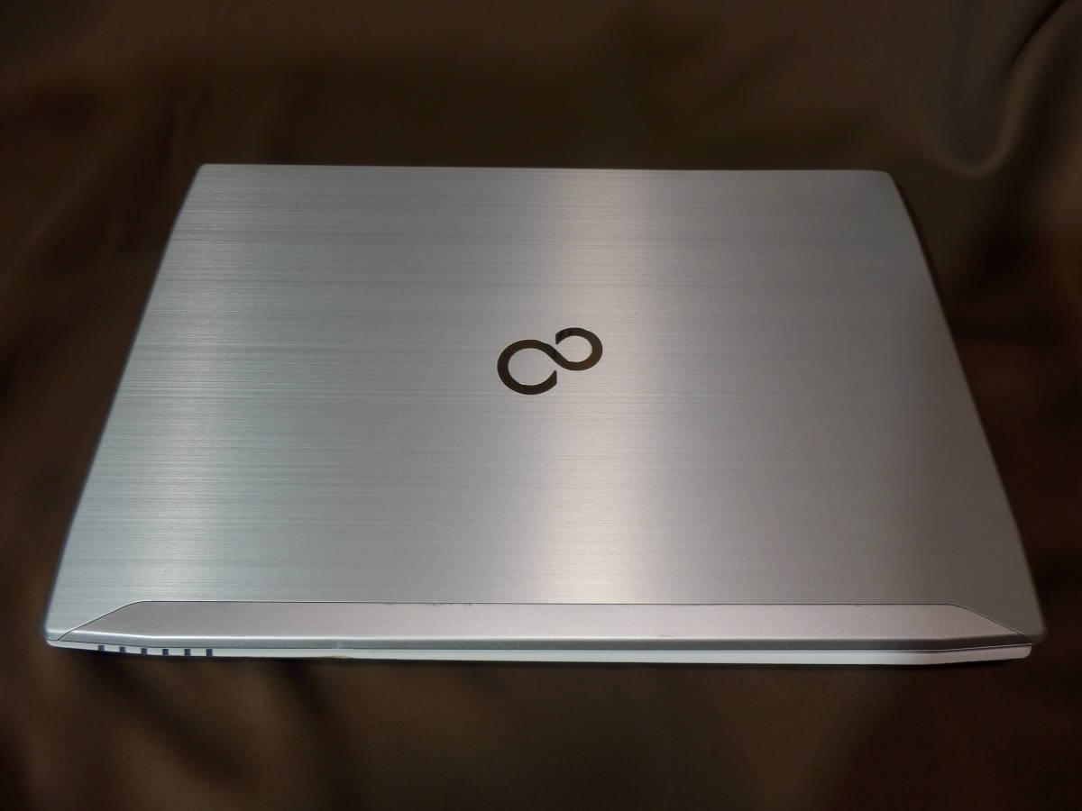 ノートパソコン 富士通 LIFEBOOK AH56/M (Core i7-4702MQ 2.2GHz メモリ8GB BDドライブ HDDなし) ジャンク _画像6
