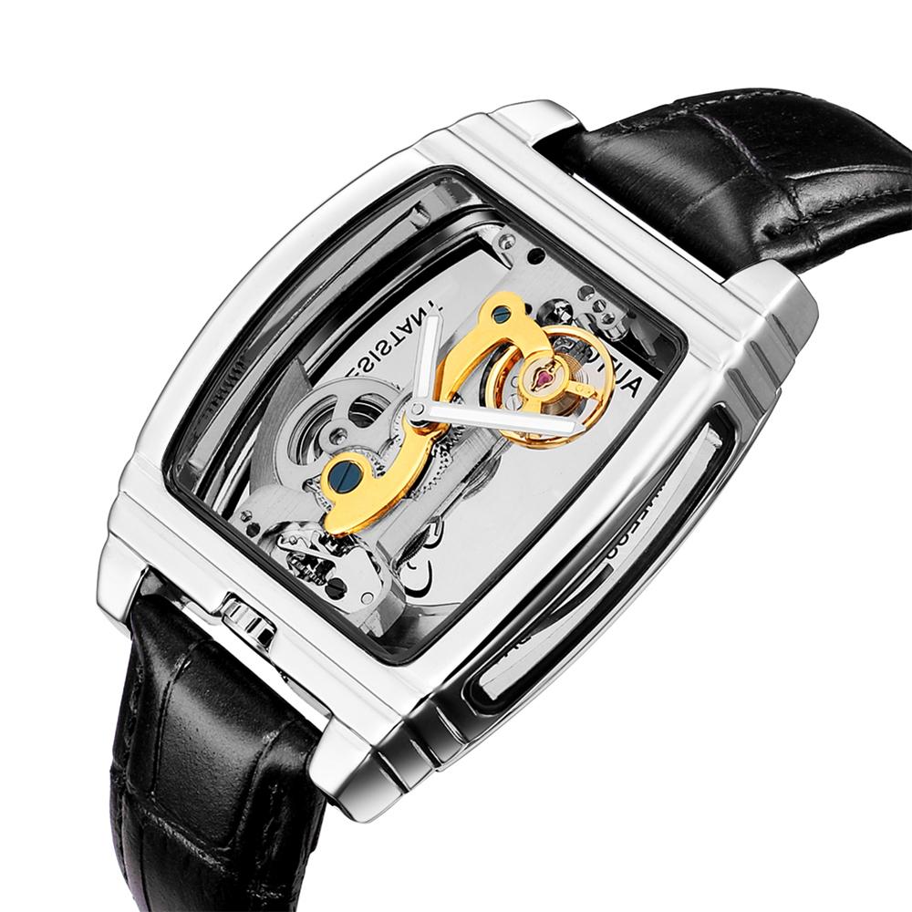 送料無料【スケルトン機械式自動巻き】◆SHENHUA 高級腕時計◆日本未発売商品◆tmnms1020_画像2