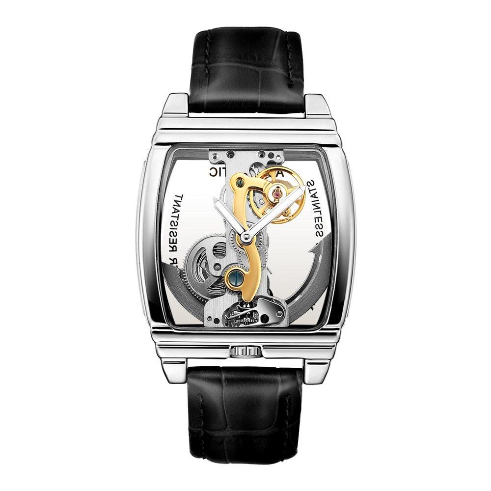 送料無料【スケルトン機械式自動巻き】◆SHENHUA 高級腕時計◆日本未発売商品◆tmnms1020_画像3