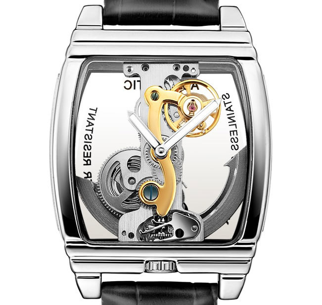 送料無料【スケルトン機械式自動巻き】◆SHENHUA 高級腕時計◆日本未発売商品◆tmnms1020