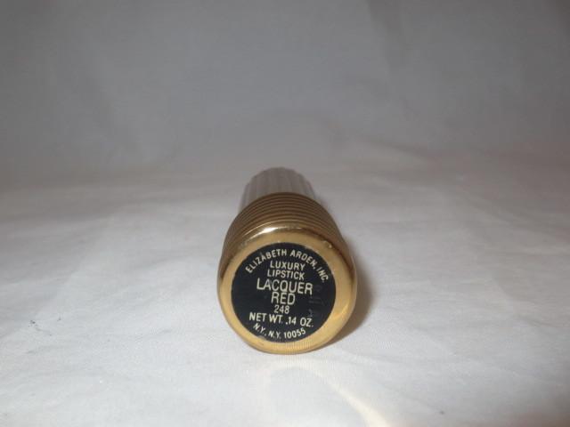 unused Elizabeth Arden luxury lipstick 248 Rucker red free shipping