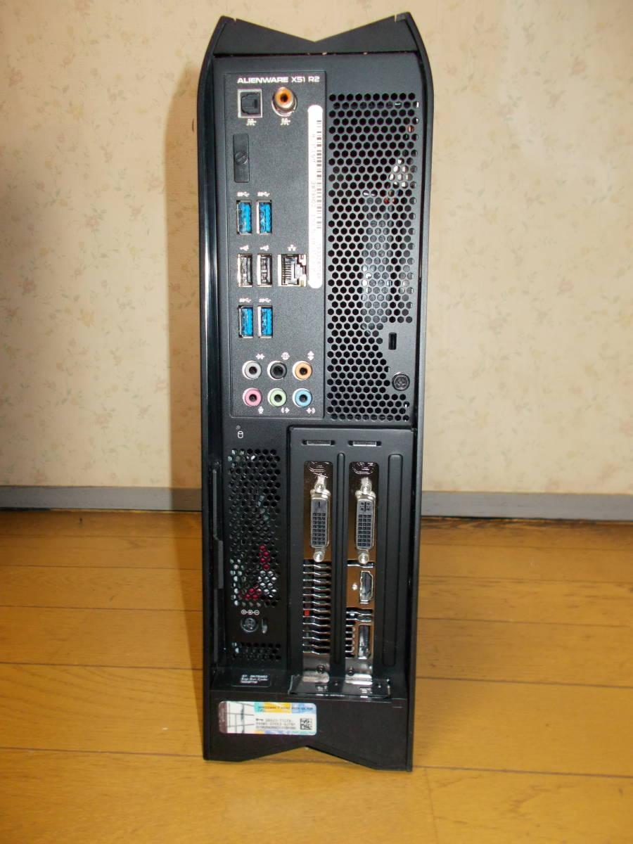 代購代標第一品牌- 樂淘letao - ジャンクDell ALIENWARE X51 R2