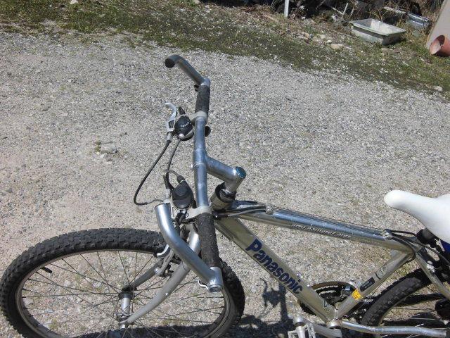 パナソニック 26インチ 21段変速 フルアルミ超軽量 稀少自転車 引き取り希望_画像5