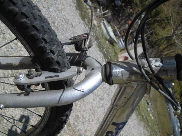 パナソニック 26インチ 21段変速 フルアルミ超軽量 稀少自転車 引き取り希望_画像7