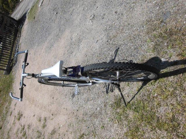 パナソニック 26インチ 21段変速 フルアルミ超軽量 稀少自転車 引き取り希望_画像8