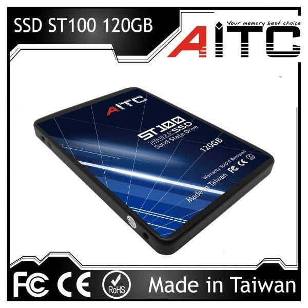 1円~![3年保証/正規品] 新品 大好評! AITC 内蔵 SSD 【120GB】 2.5インチ SATAⅢ 6G/bps MLC採用 Windows 10/Linux Kernel 2.6.31以降_画像2