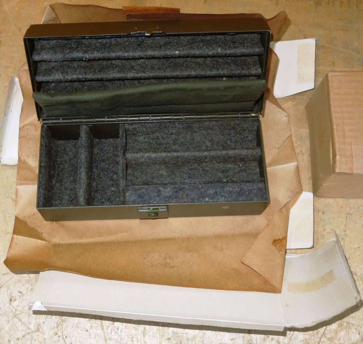 CY-1031/URR 汎用性無線機の予備品箱 未使用品_画像1