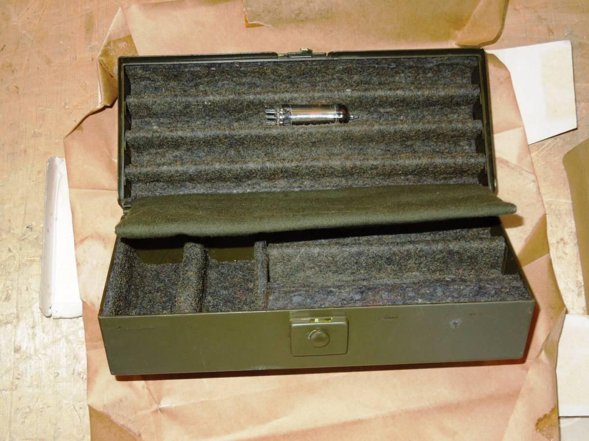 CY-1031/URR 汎用性無線機の予備品箱 未使用品_画像3