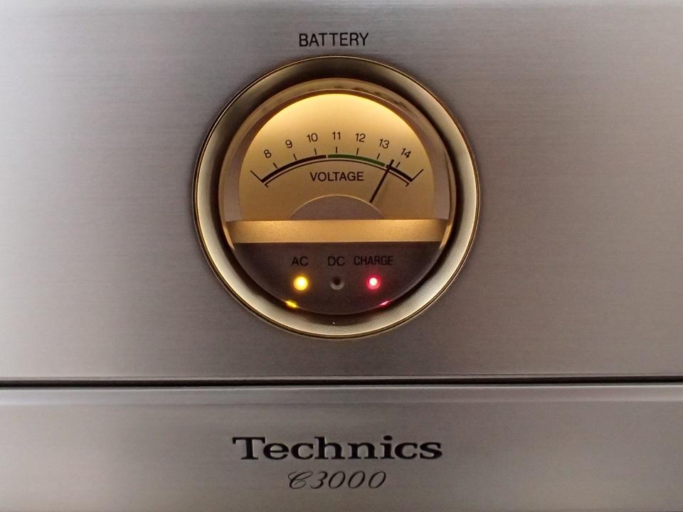 貴重美品Technicsテクニクス受注生産品SU-C3000フルサイズハイエンドプリアンプAC駆動動作確認済み禁煙環境松下電器パナソニック国産日本製