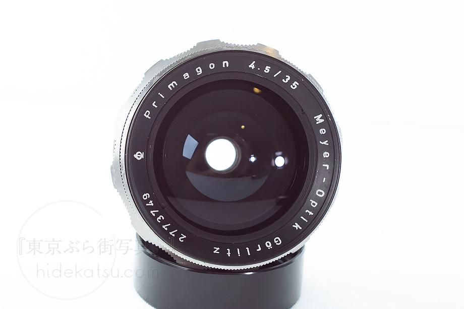 メイヤーの準広角プリマゴン【分解清掃済み・撮影チェック済み】Primagon F4.5 35mm M42 / Meyer Optik Grlitz _09g_画像3
