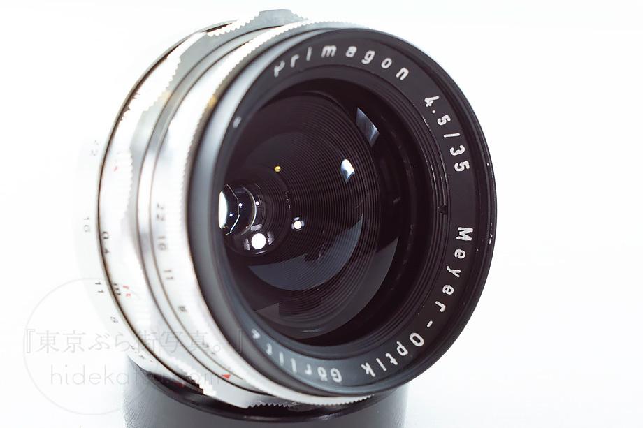 メイヤーの準広角プリマゴン【分解清掃済み・撮影チェック済み】Primagon F4.5 35mm M42 / Meyer Optik Grlitz _09g_画像5