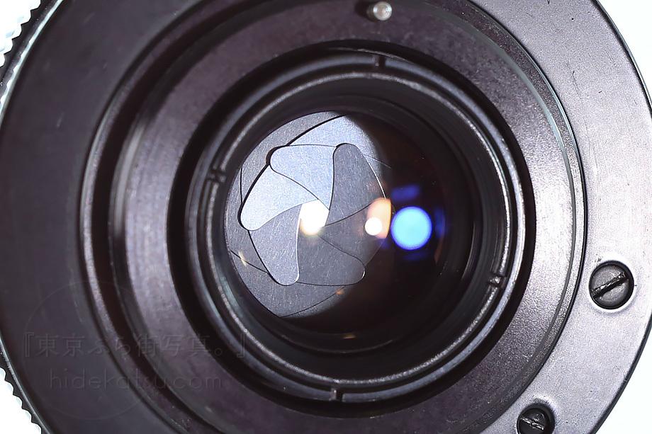 銘玉フレクトゴン後期 黒F2.4【分解清掃済み・撮影チェック済み】Carl zeiss jena Flektogon F2.4 35mm M42 _5n_画像7