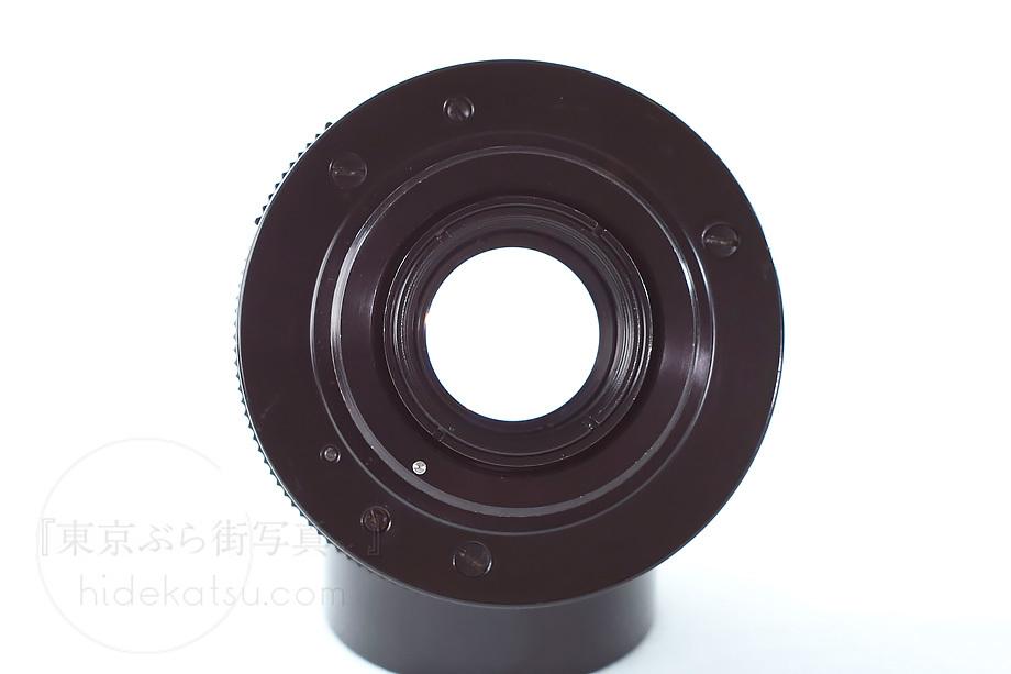 銘玉フレクトゴン後期 黒F2.4【分解清掃済み・撮影チェック済み】Carl zeiss jena Flektogon F2.4 35mm M42 _5n_画像4