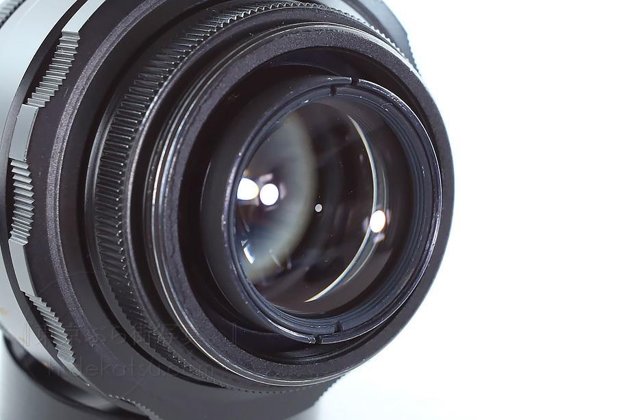 ぐるぐるボケのヘリオス 純正ケース 製品証【分解清掃済み・撮影チェック済み】Helios 44-2 58mm F2.0 各社用マウントプレゼント有_34h_画像5