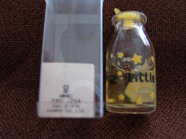 〇 昭和レトロ サンリオ リトルツインスターズ 香水!1970年代_画像2