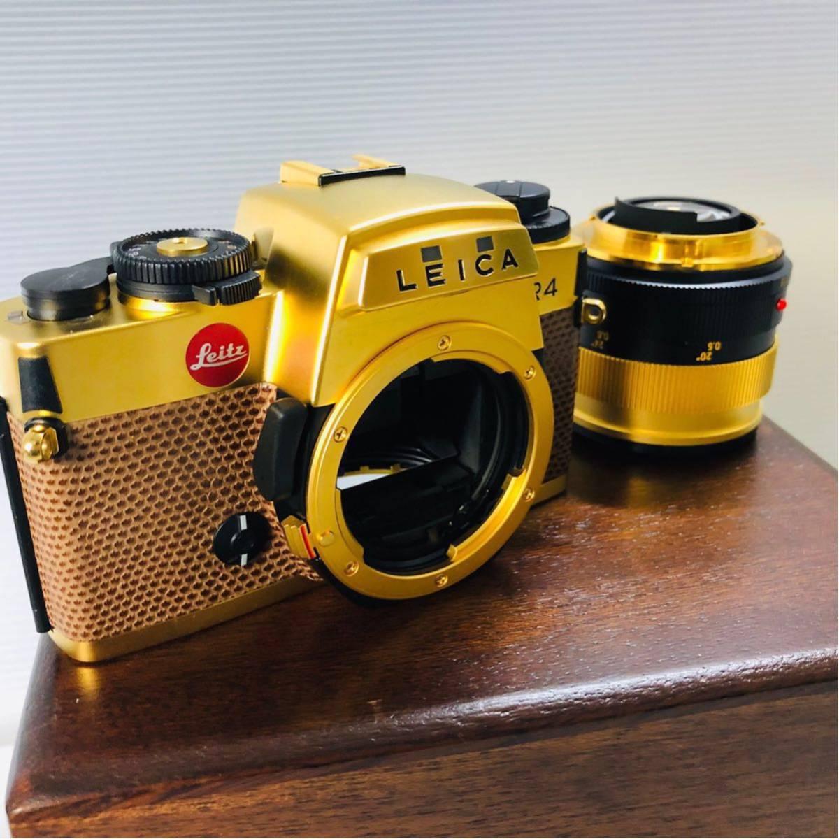 【極美品】Leica R4 SUMMILUX-R 1:1.4 50 LEITZ WETZLAR カメラ 希少_画像7