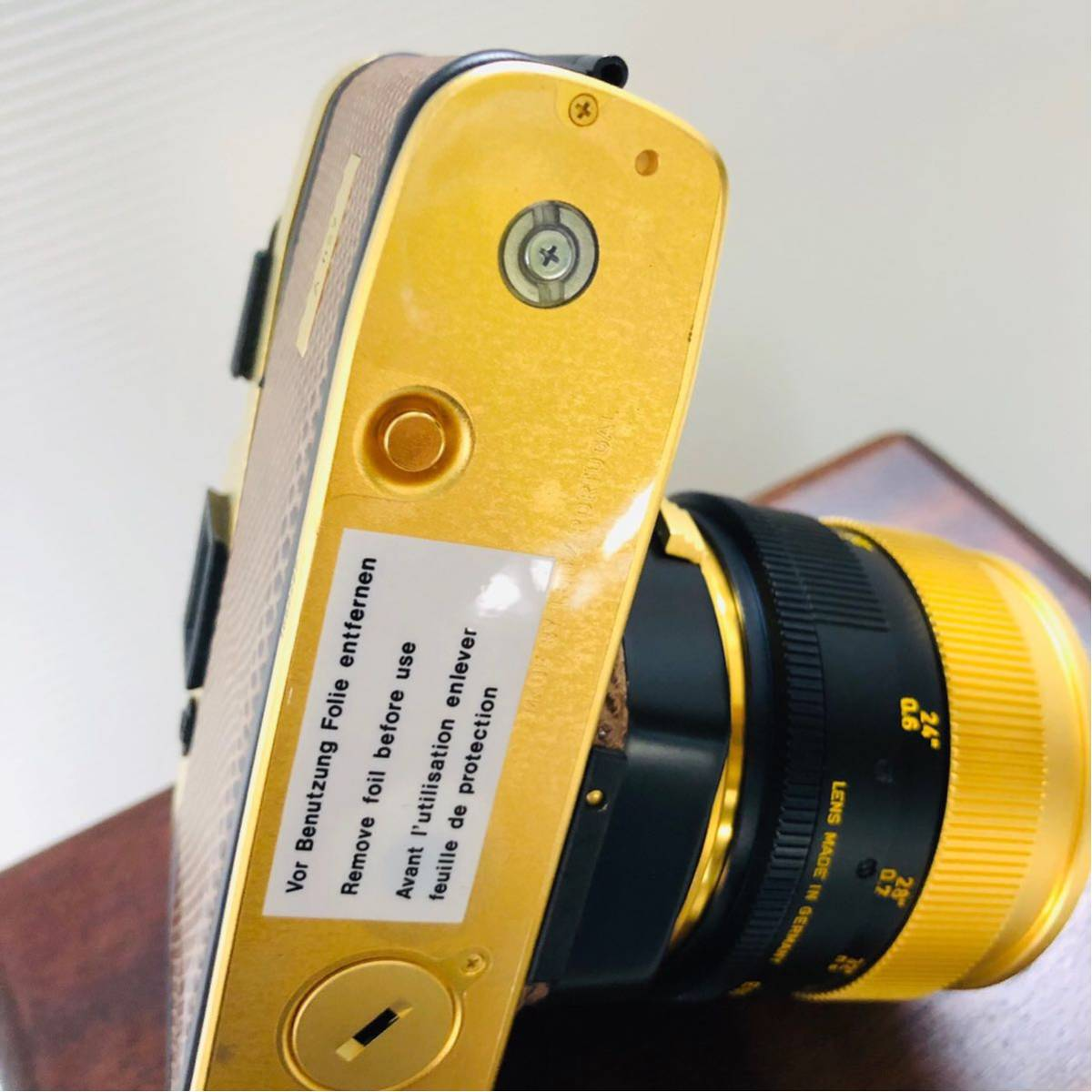 【極美品】Leica R4 SUMMILUX-R 1:1.4 50 LEITZ WETZLAR カメラ 希少_画像8