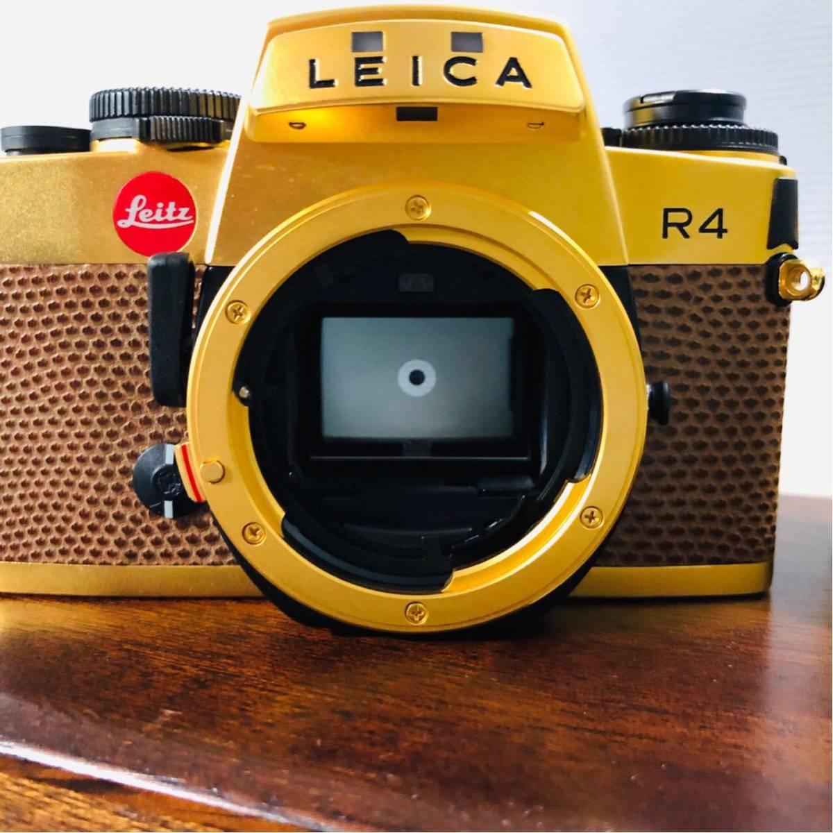 【極美品】Leica R4 SUMMILUX-R 1:1.4 50 LEITZ WETZLAR カメラ 希少_画像9
