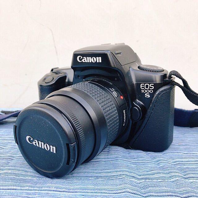 Canon キャノン EOS 1000S  ボディ  レンズ35-80㎜