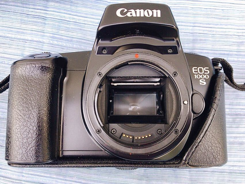 Canon キャノン EOS 1000S  ボディ  レンズ35-80㎜_画像3