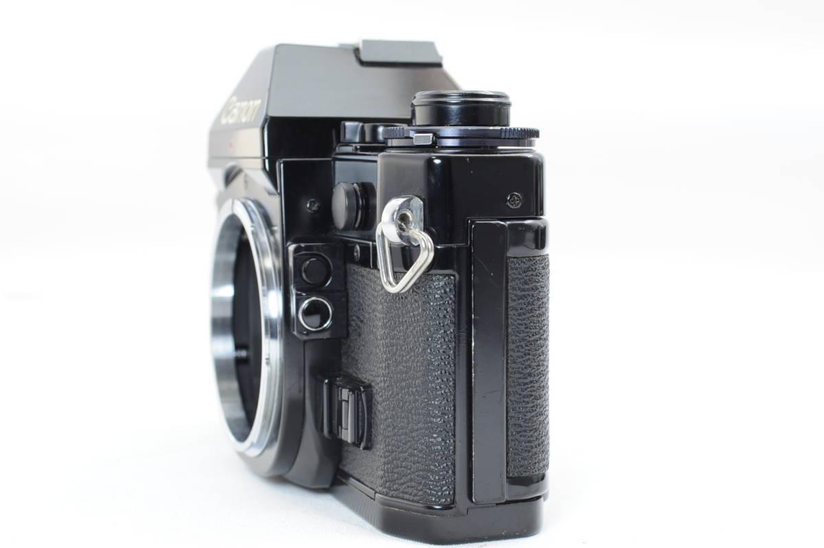 【ecoま】キヤノン CANON A-1 ブラック no.1931873 一眼レフフィルムカメラ_画像2