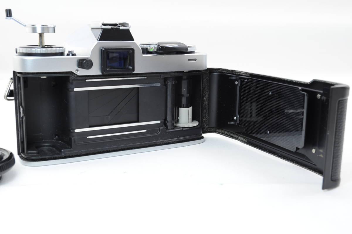 【ecoま】ミノルタ MINOLTA XD シルバー no.79412655 動作品 フィルムカメラ_画像8