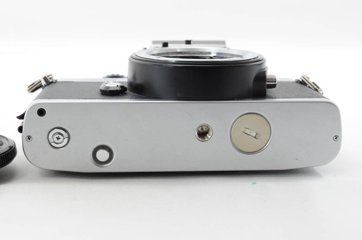 【ecoま】ミノルタ MINOLTA XD シルバー no.79412655 動作品 フィルムカメラ_画像7