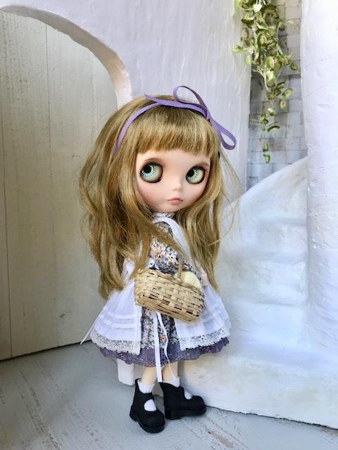 ◆Fashions for Blythe dolls◆ブライスのお洋服セット018_画像3