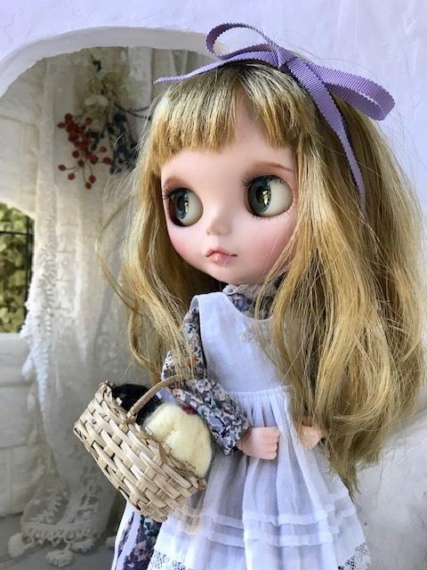 ◆Fashions for Blythe dolls◆ブライスのお洋服セット018_画像5