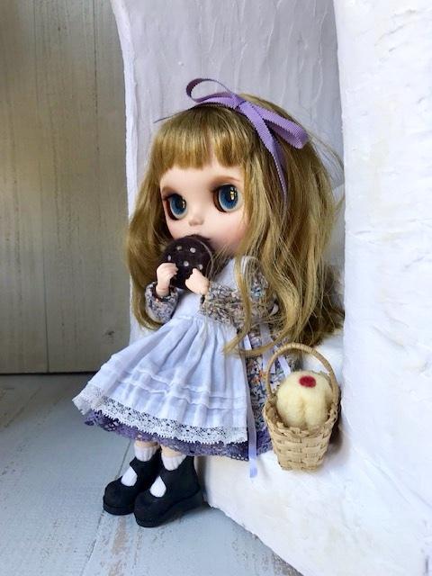 ◆Fashions for Blythe dolls◆ブライスのお洋服セット018_画像6