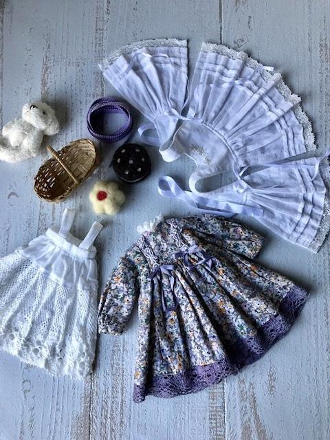 ◆Fashions for Blythe dolls◆ブライスのお洋服セット018_画像10