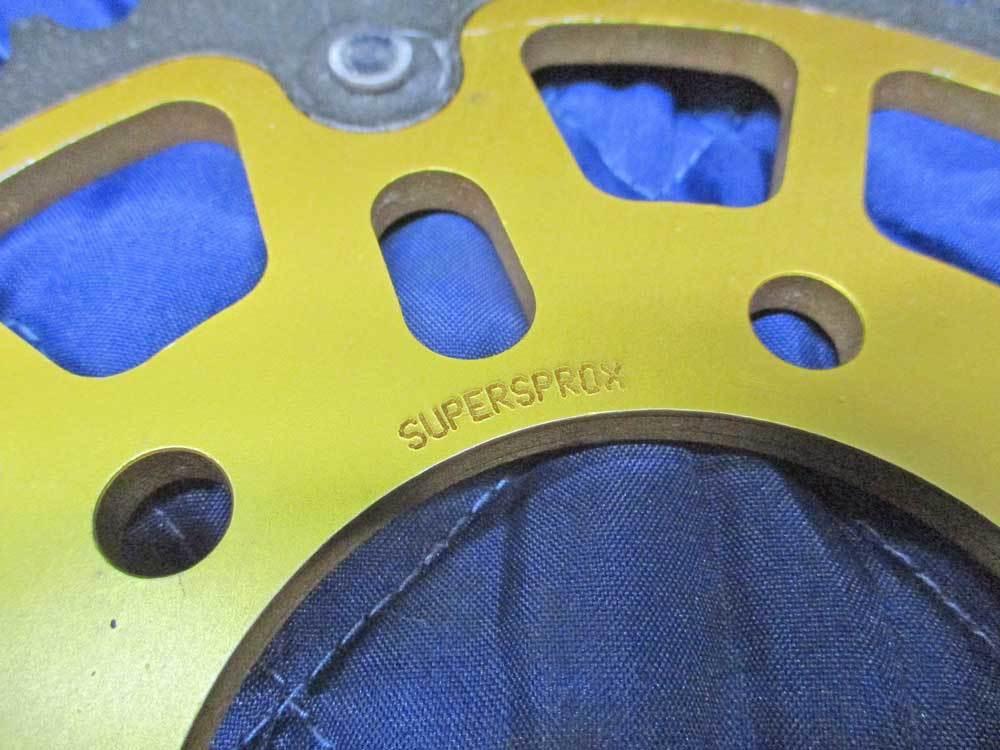 新品 ステルス ドリブンスプロケット 520-44丁 マルケジーニ OZ BST ENKEI ROTOBOXホイールに!_画像3