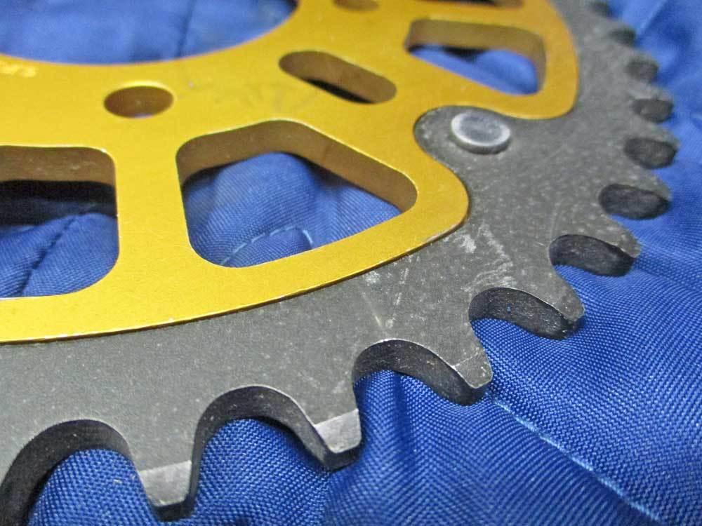 新品 ステルス ドリブンスプロケット 520-44丁 マルケジーニ OZ BST ENKEI ROTOBOXホイールに!_画像4