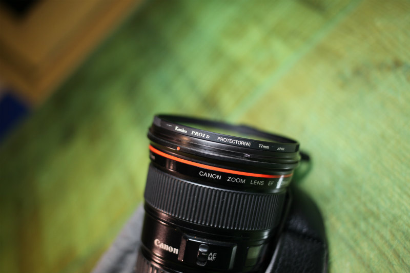 キヤノン 【Canon】EF 17-35mm F2.8 L USM ★CANON ZOOM LENS★Φ77 Lレンズ♪広角レンズ 良品♪_画像6