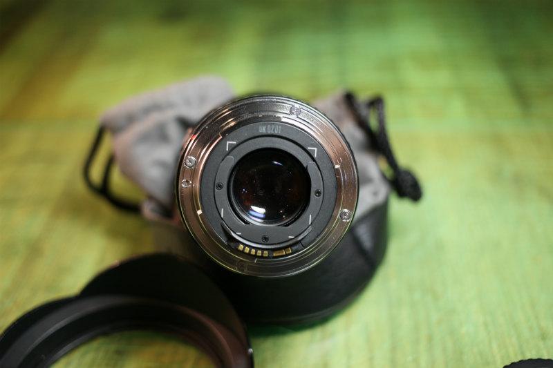 キヤノン 【Canon】EF 17-35mm F2.8 L USM ★CANON ZOOM LENS★Φ77 Lレンズ♪広角レンズ 良品♪_画像4