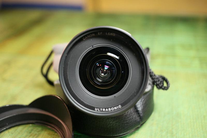 キヤノン 【Canon】EF 17-35mm F2.8 L USM ★CANON ZOOM LENS★Φ77 Lレンズ♪広角レンズ 良品♪_画像5