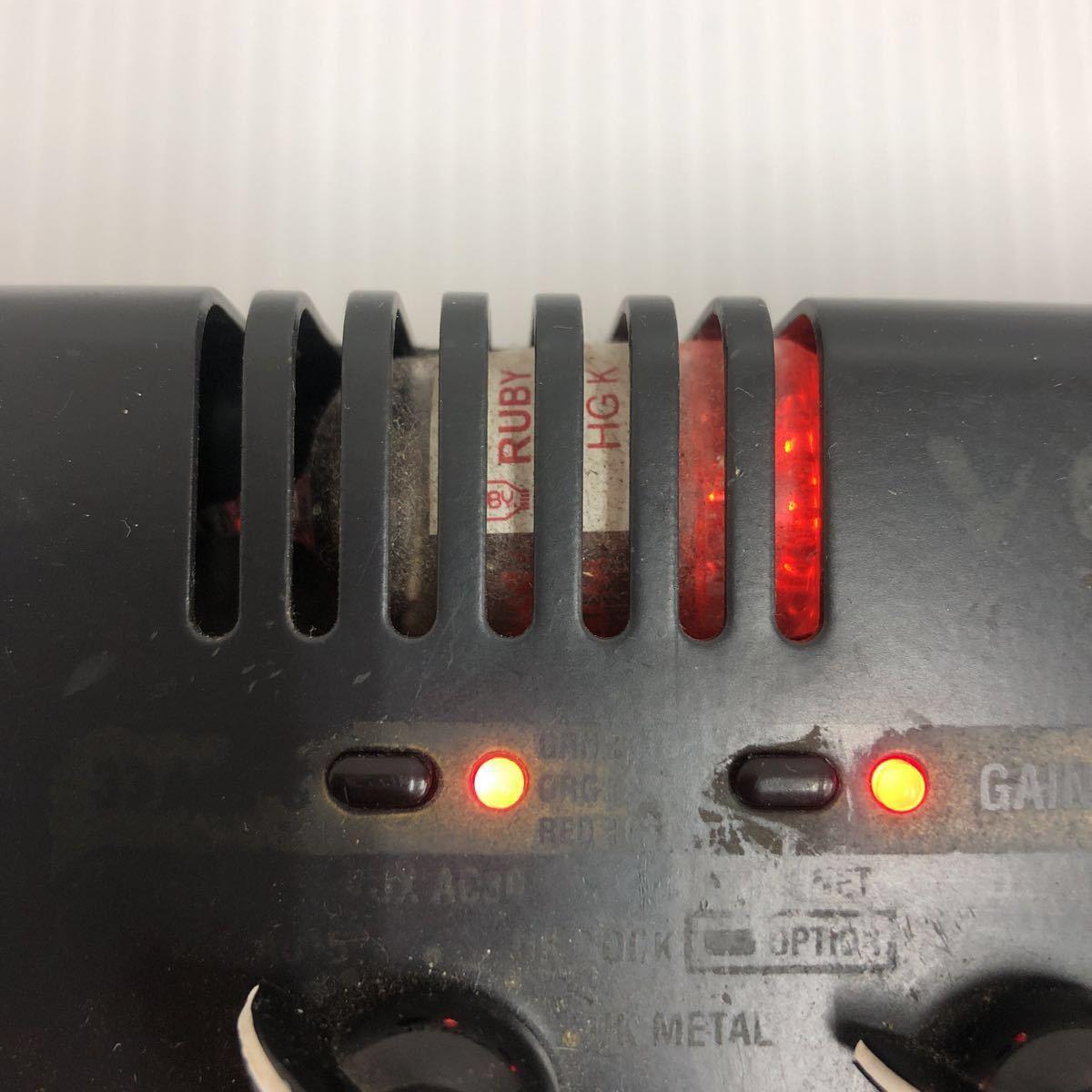 VOX ヴォックス マルチエフェクター 真空管搭載 TONELAB ST 1円スタート 通電のみ確認 ジャンク_画像2