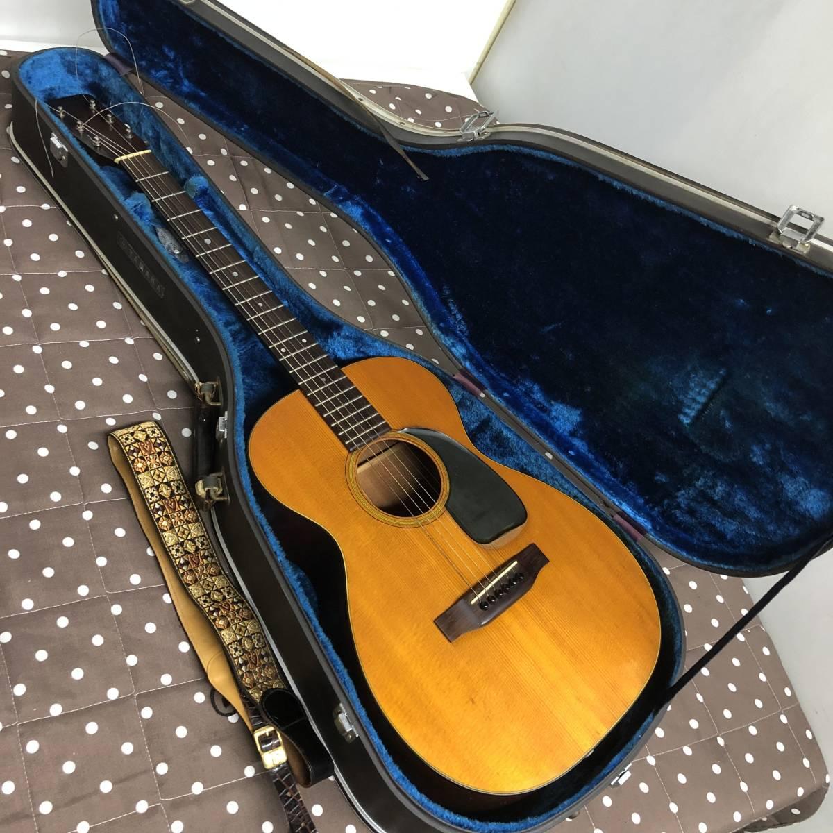 中古〇C.F.MARTIN&Co O-18 アコースティック ギター ハードケース YAMAHA 〇