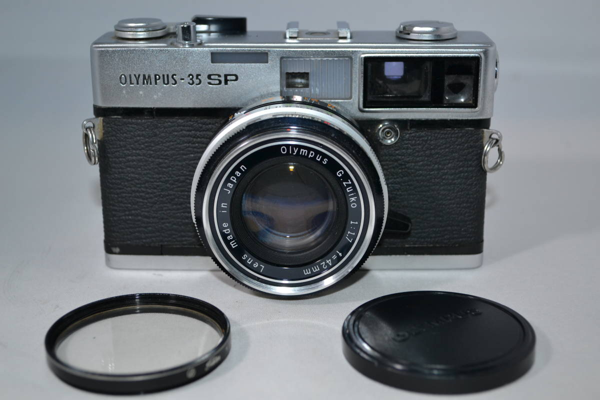 Olympus 35 SP オリンパス