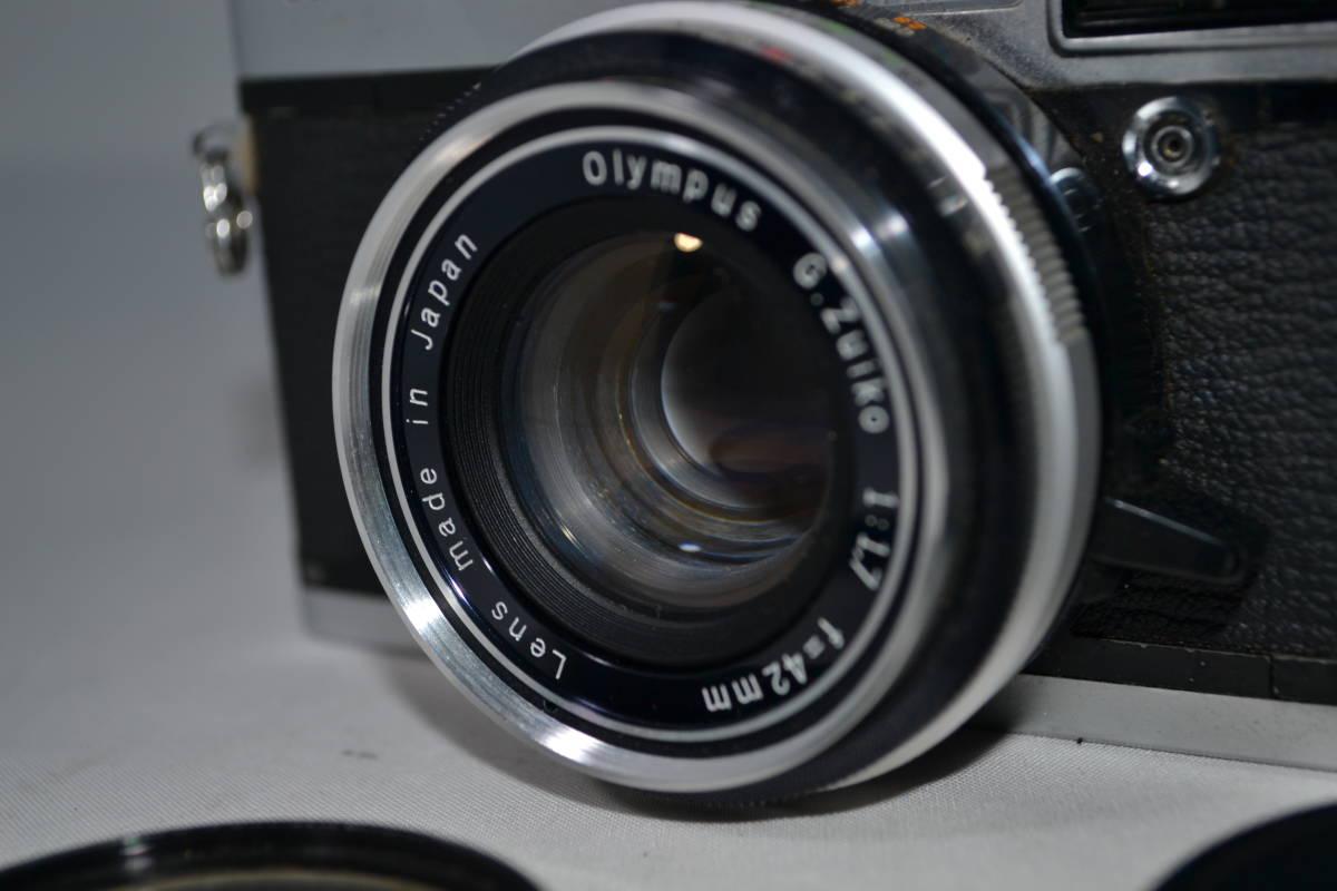 Olympus 35 SP オリンパス_画像2