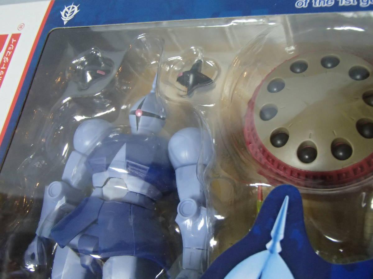 ロボット魂 機動戦士ガンダム YMS-15 ギャン ver. A.N.I.M.E.  [SIDE MS] 240 ROBOT魂_画像6