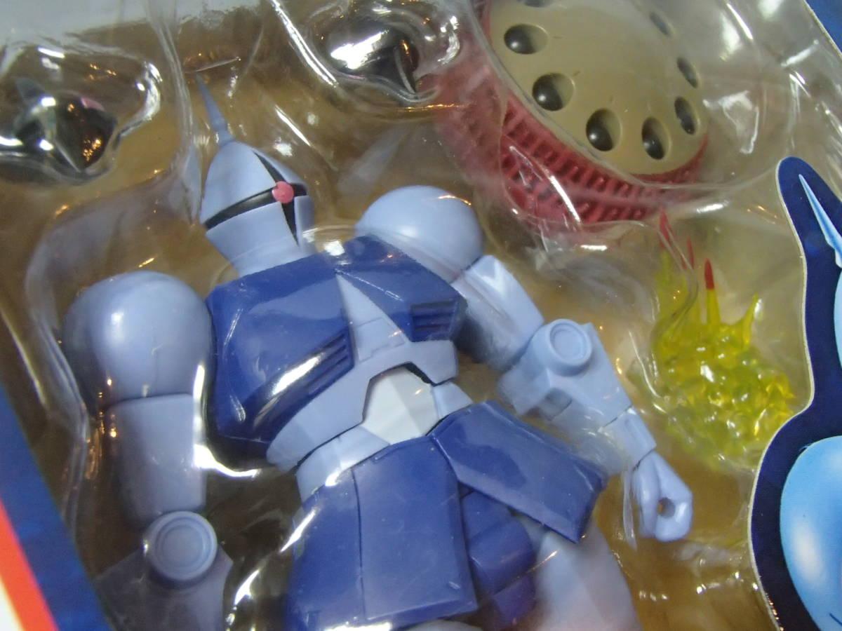 ロボット魂 機動戦士ガンダム YMS-15 ギャン ver. A.N.I.M.E.  [SIDE MS] 240 ROBOT魂_画像7