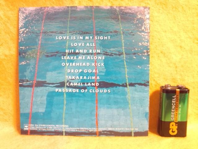 送料込み ザ・スクェア スポーツ THE SQUARE S・P・O・R・T・S 32DH 354 DROP GOAL TAKARAJIMA CD アルバム_送料無料 THE SQUARE S・P・O・R・T・S CD