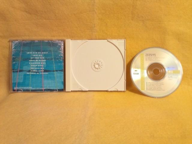 送料込み ザ・スクェア スポーツ THE SQUARE S・P・O・R・T・S 32DH 354 DROP GOAL TAKARAJIMA CD アルバム_THE SQUARE S・P・O・R・T・S 32DH 354
