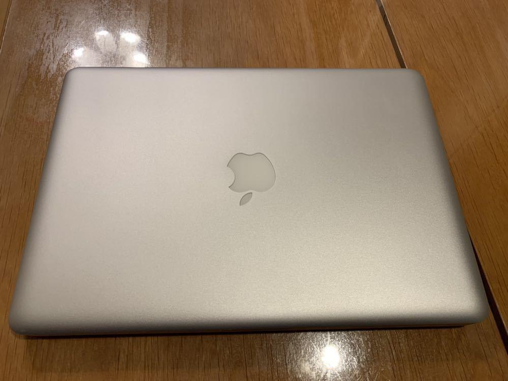 Mac Book pro 2012 13インチ SSD512GB_画像4