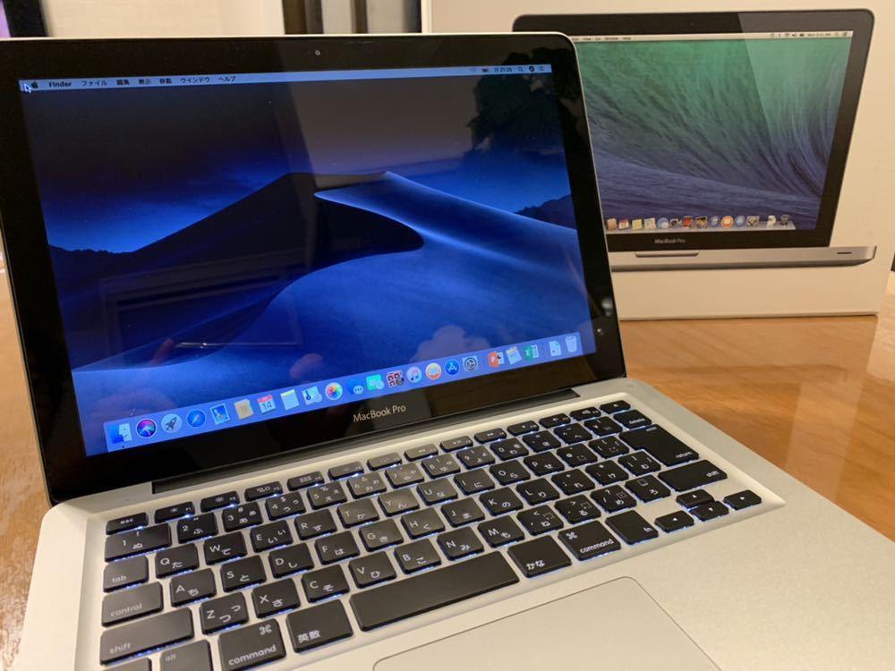 Mac Book pro 2012 13インチ SSD512GB