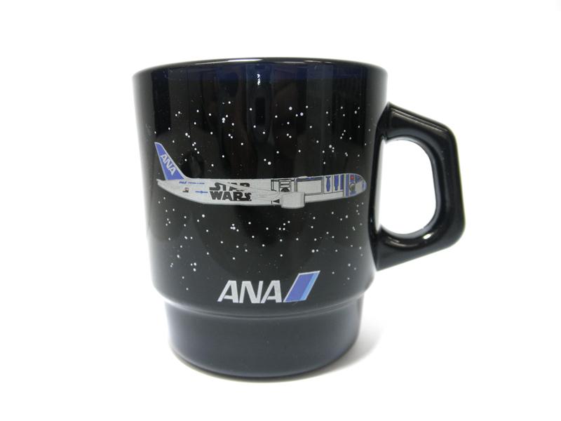 RP6 限定品 新品 ファイヤーキング スタッキングマグ R2-D2 ANA JETモデル STAR WARS スターウォーズ_画像3